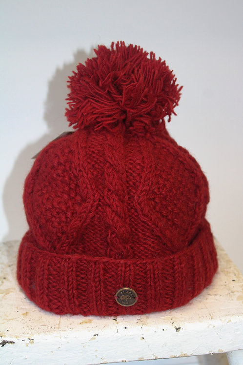 BlackYak Bobble Hat