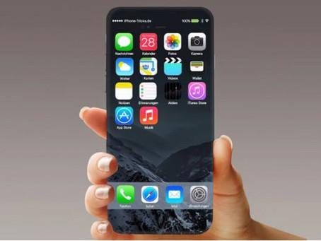 Novedades del iPhone 8 y de iOS 11: su pantalla al completo
