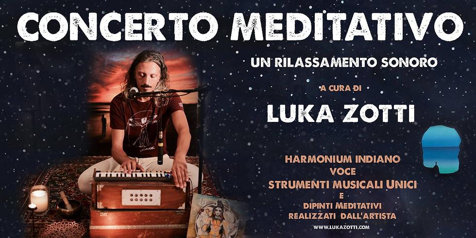Concerto Meditativo con Luka Zotti