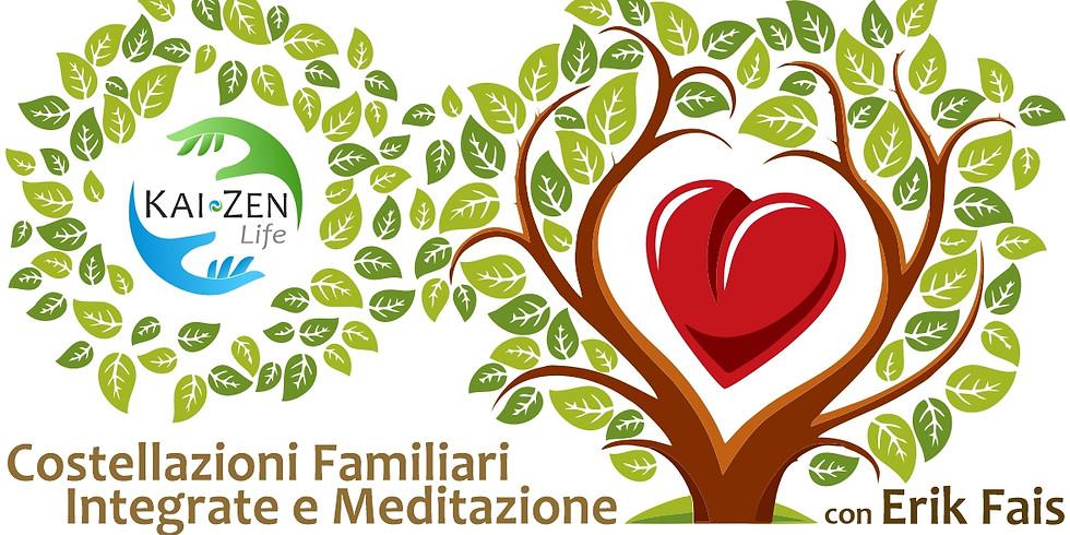 Conferenza sulle Costellazioni Familiari Integrate e Meditazione