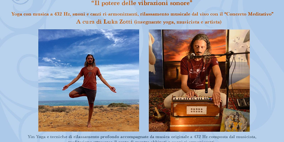 "Seminario ""Yoga & Musica"""