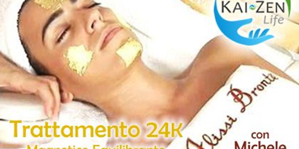 S.Valentino: ancora più bella con il Trattamento Viso Oro 24K