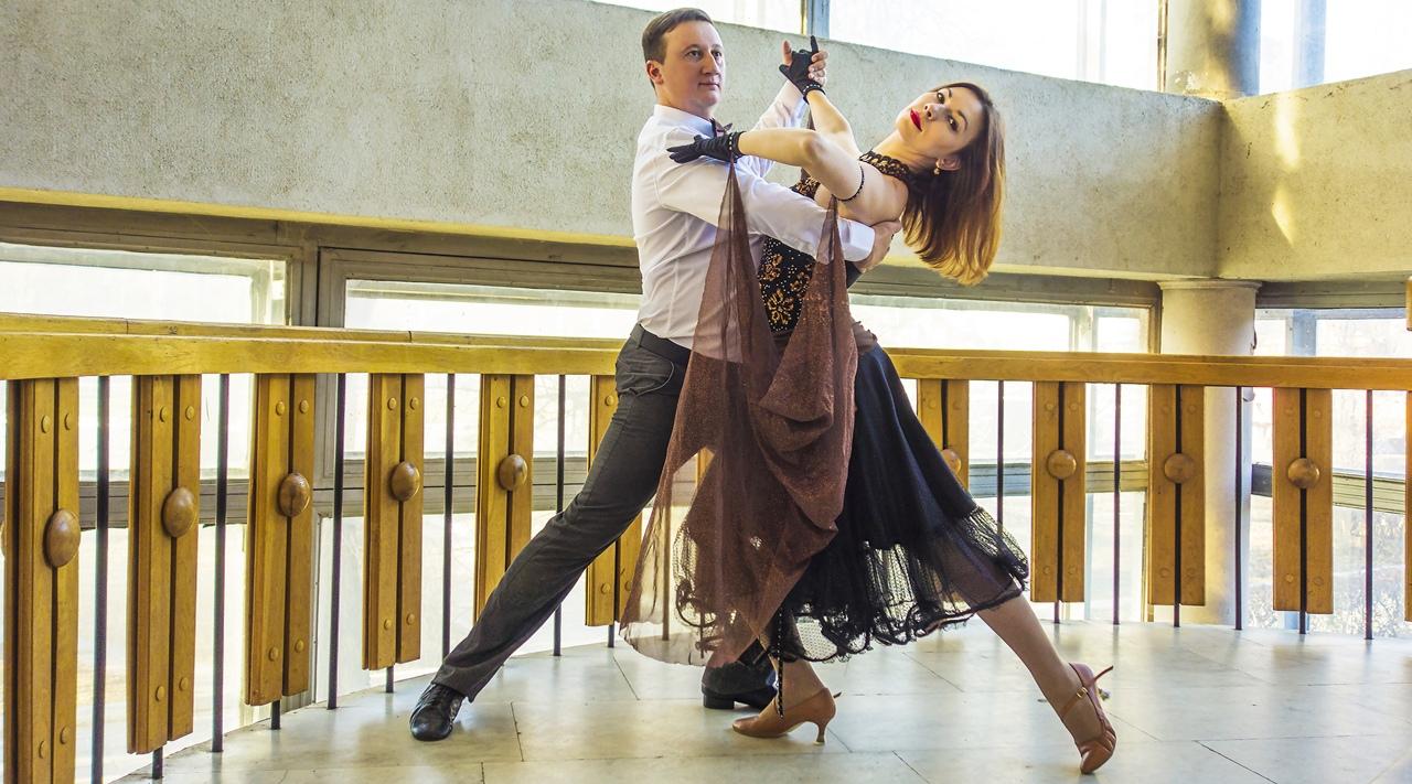 Танцевальный спорт