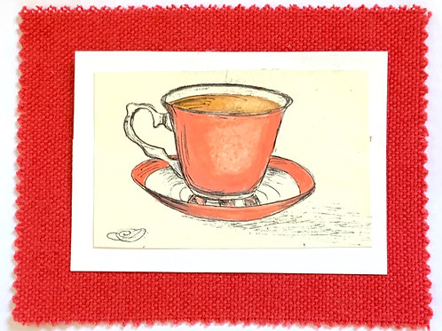 Red cuppa
