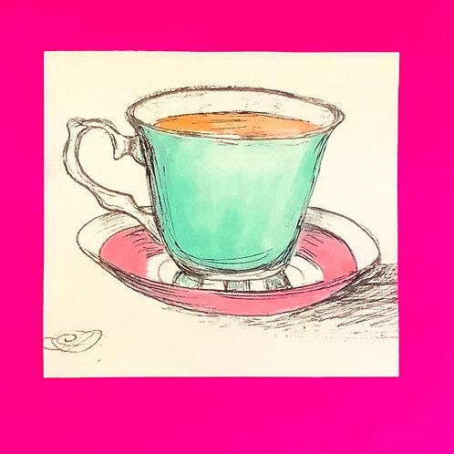 Green cuppa