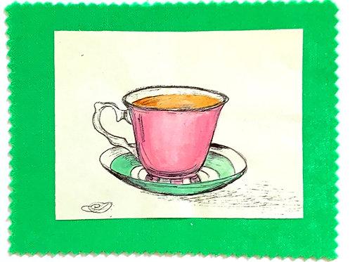Pink cuppa