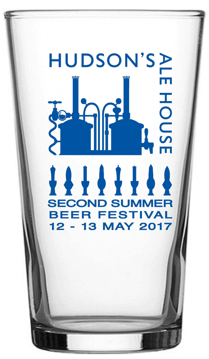 SECOND HUDSON'S ALE HOUSE BEER FESTIVAL