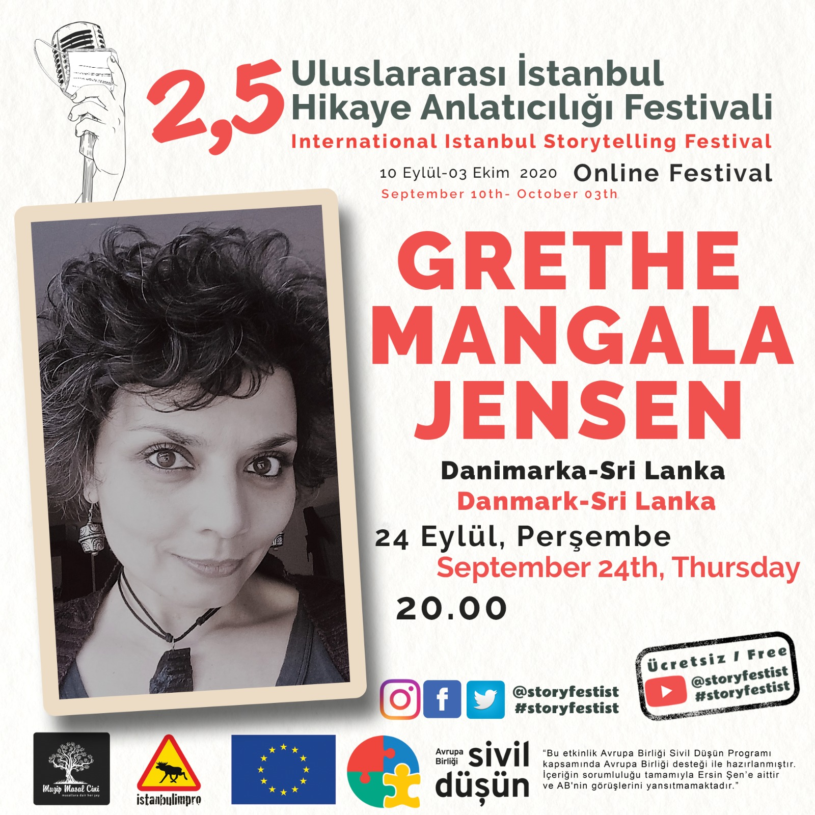 Istanbul International Storytelling Festival