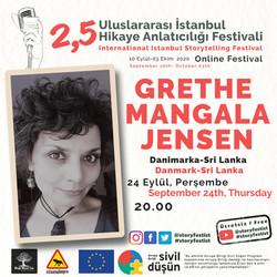 Istanbul International Storytelling Festival