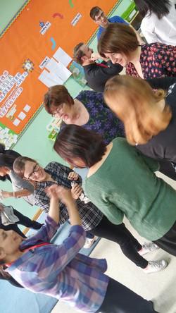 Teacher Workshop