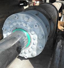 Montage en test cilinderkop