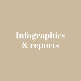infographics and reports