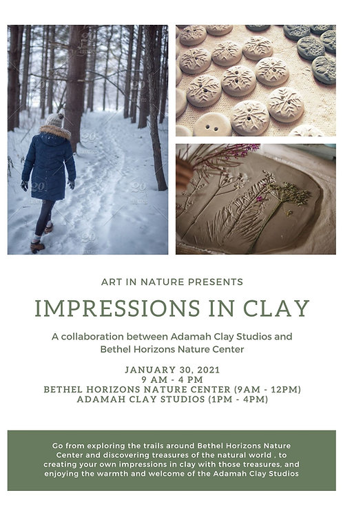 2021 Impressions in Clay Jan. 30