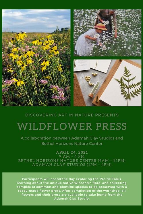 2021 Wildflower Press - April 24