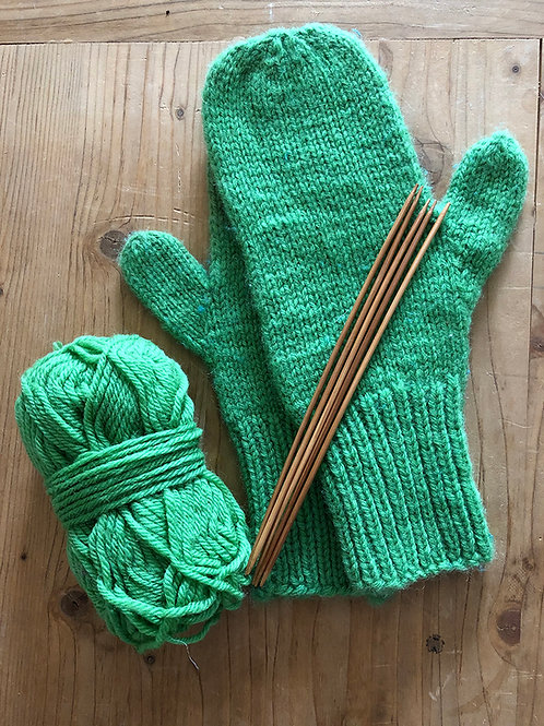 2021 Learn to Knit Mittens! Feb. 27