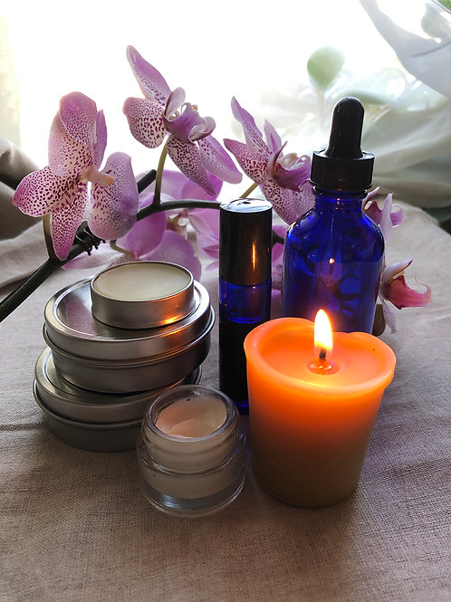 2021 Homemade Body and Skin Care Products Using Essential Oils -Sept. 25