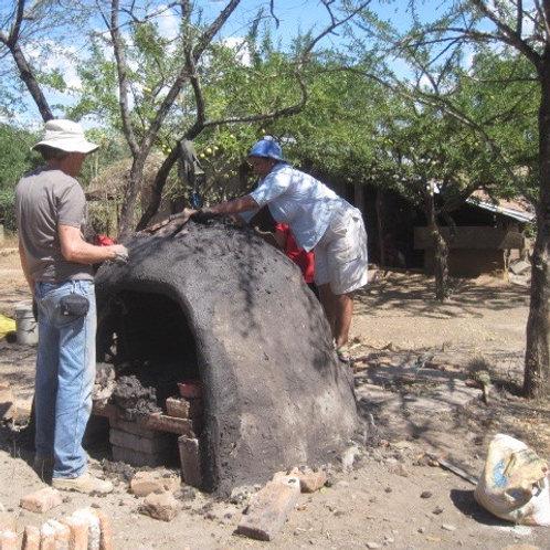 Primitive Kiln Building & Ancient Ceramic Techniques of the Southwest- June 2019