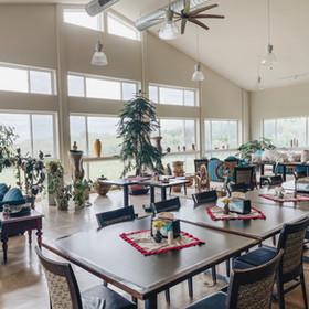 Art Venture Retreat Center Dining