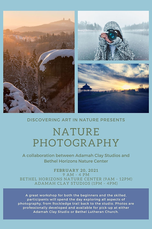 2021 Nature Photography - Feb. 20