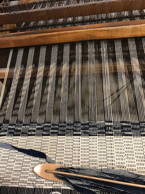 2021 Rag Rug Weaving Workshop - Make as Many Rugs as you Can!  March 7-12