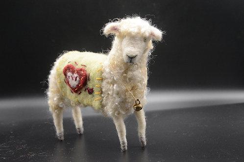2021 Needle Felting - Felt a Small Cotswold Sheep - July 10