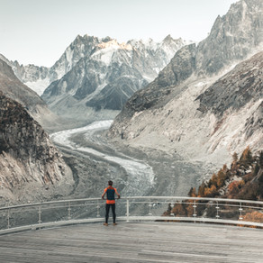 Autumn in Chamonix - Four tips for Photographers
