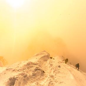 Chasing the Sunrise - Grossglockner 3798m