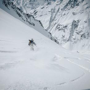 Skitour Bächenstock Überschreitung