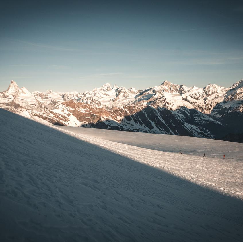 Auf 3500 m