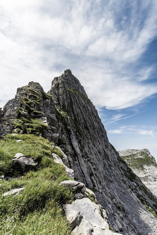 The crazy ridge!