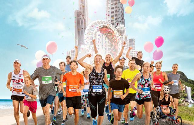 ゴールドコーストマラソン!