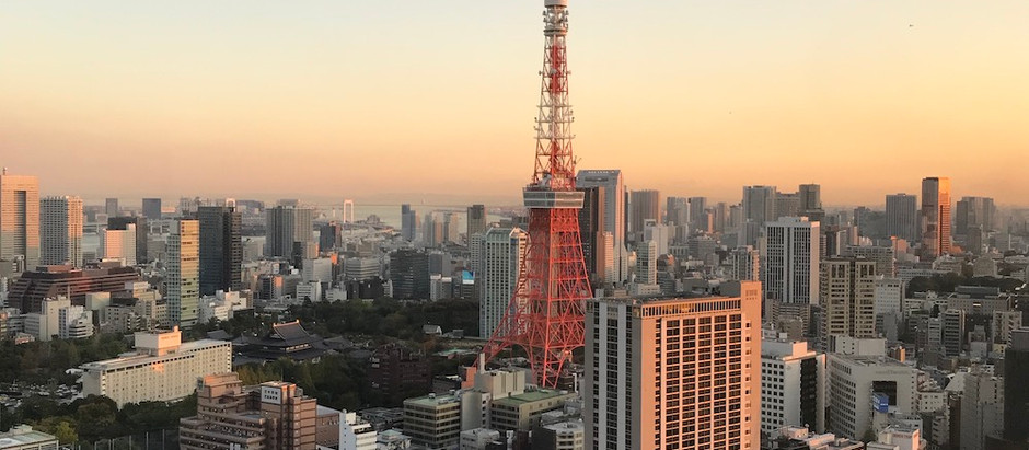 日本出張から戻りました。