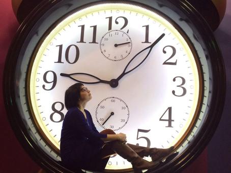 Когда на красоту «нет времени»