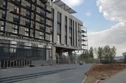 Преподавательский квартал Сколково