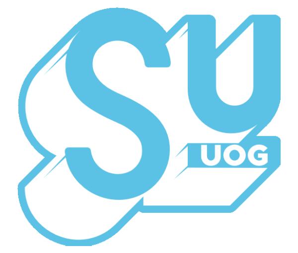 UoG Students' Union Logo