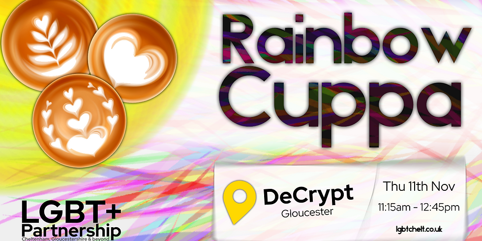Rainbow Cuppa: Gloucester