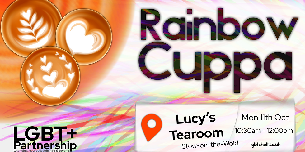 Rainbow Cuppa: Stow-on-the-Wold