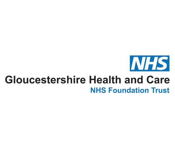 Gloucestershire Health & Care NHS Logo