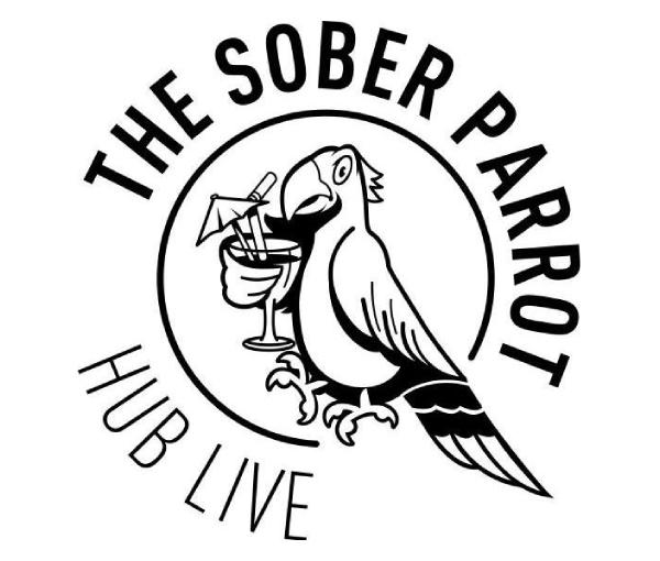 The Sober Parrot Logo