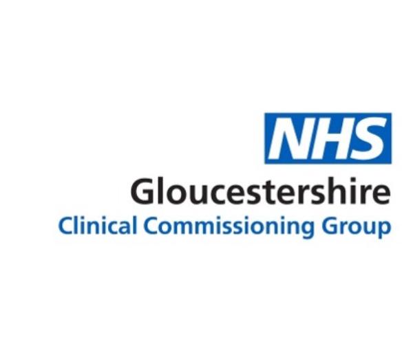 Gloucestershire NHS CCG Logo