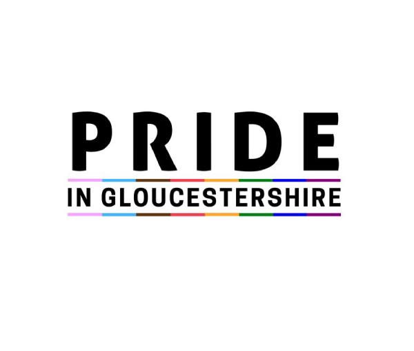 Pride in Gloucestershire Logo