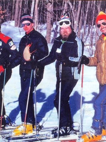 Bill, Rick, Jim and Ernie