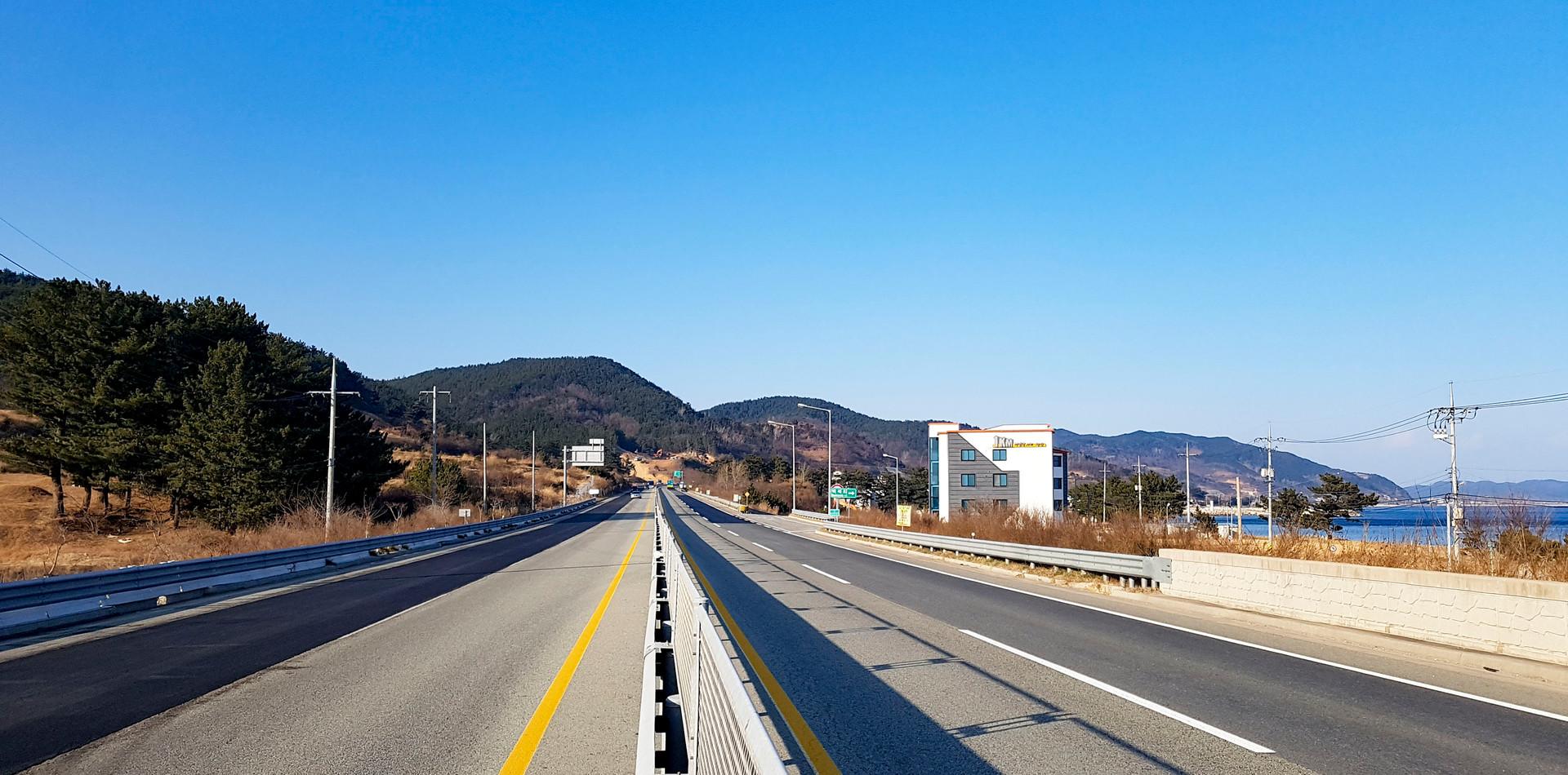 국도7호선 흥해읍 용천리지내외 1포장도 보수공사
