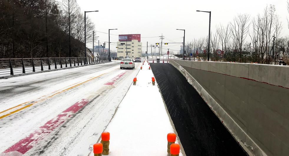 안성 복합유통시설(스타필드)진입도로 개설공사