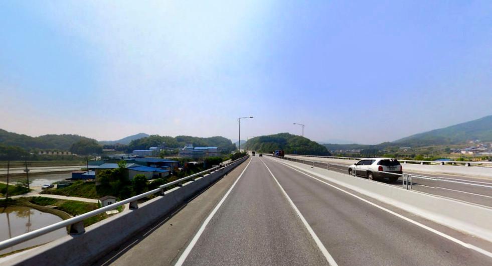 국도 42호선 대안천교 시설물 보수공사