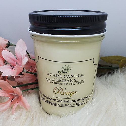 Rouge - Lotion & Massage Candles