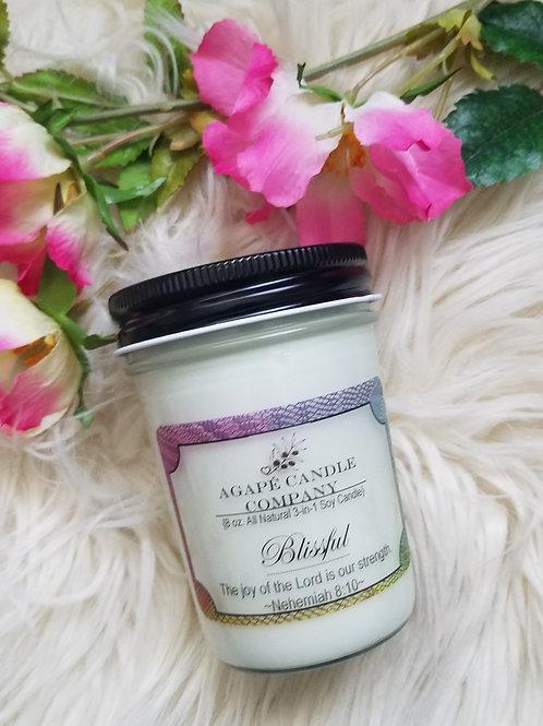 8 oz. Lotion & Massage Candle
