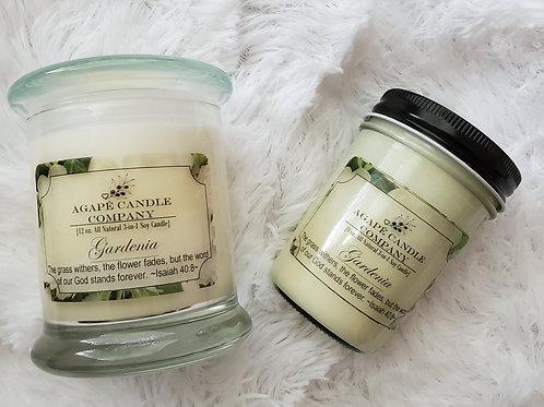 Gardenia - Lotion & Massage Candle