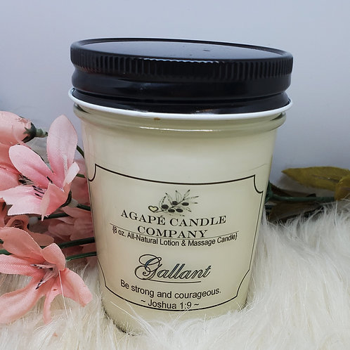 Gallant - Lotion & Massage Candle
