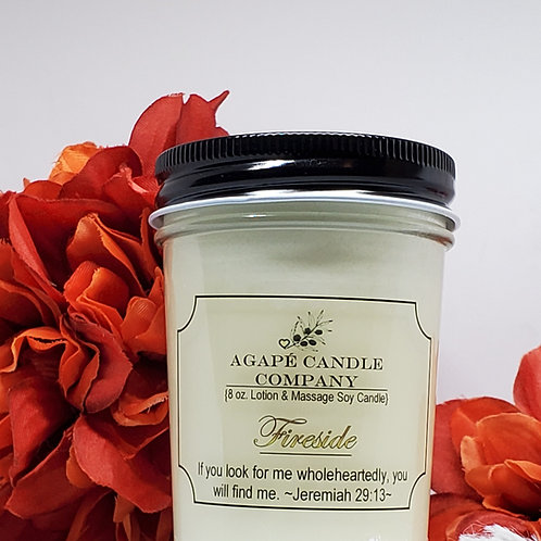 CLASSIC COLLECTION   Lotion & Massage Candle